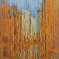 """Quai II"" Pastel on Paper by Martin Goold"