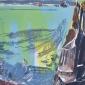 """""""Razorbill"""" Screenprint on Paper by Kittie Jones"""