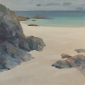 'Saxifrage on the Rocks' oil painting by Frances Bell
