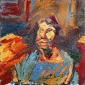 Joan Yardley Mills by Peter Clossick