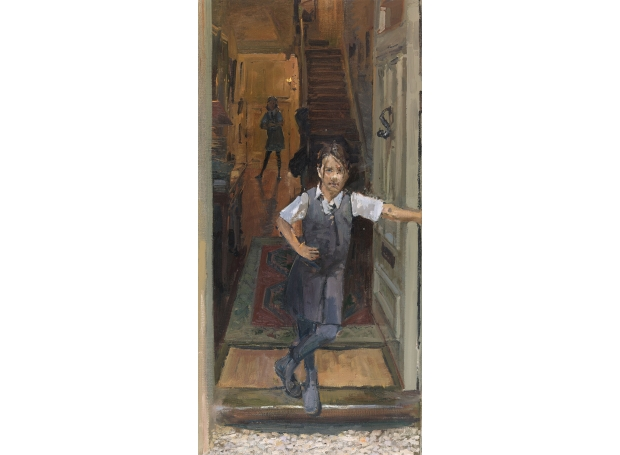 Brown-Peter-Ella-at-the-Door-and-in-the-Hall.jpg