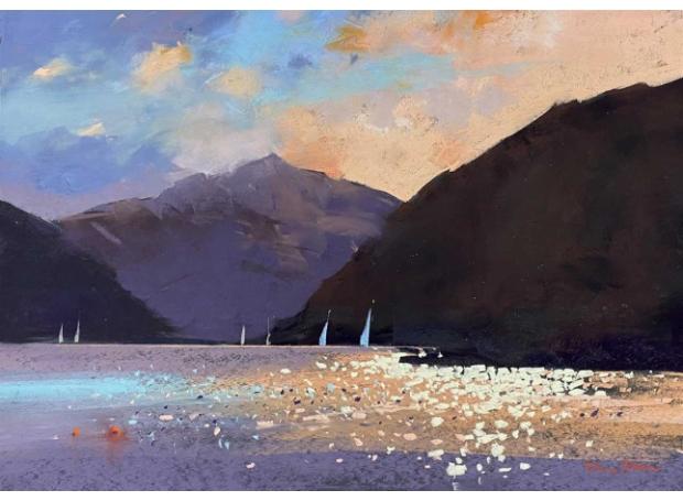 Allain-Tony-Sunset-On-Loch-Earn.jpg