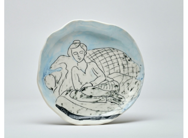 Altschuler-Gail-On-the-Sofa-porcelain-Plate.jpeg