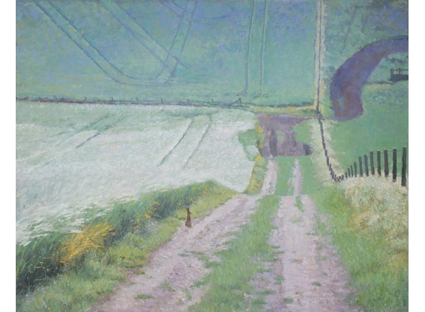 Hare Among the Barley Fields.jpg