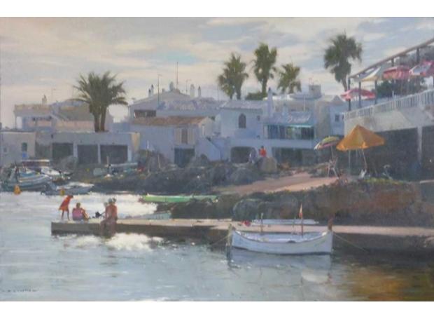 Curtis-David-Late-Bathers---Punta-Prima-Menorca.jpg