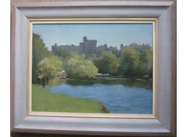 Mackervoy-Robin-The-Castle-from-the-River,-Windsor.jpg