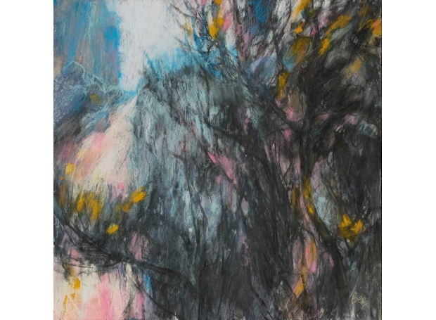 Bee-Sarah-Gorse-Thicket-Haldon-Forest-xs-pastel-with-acrylic-DSCL-br.copy.jpg