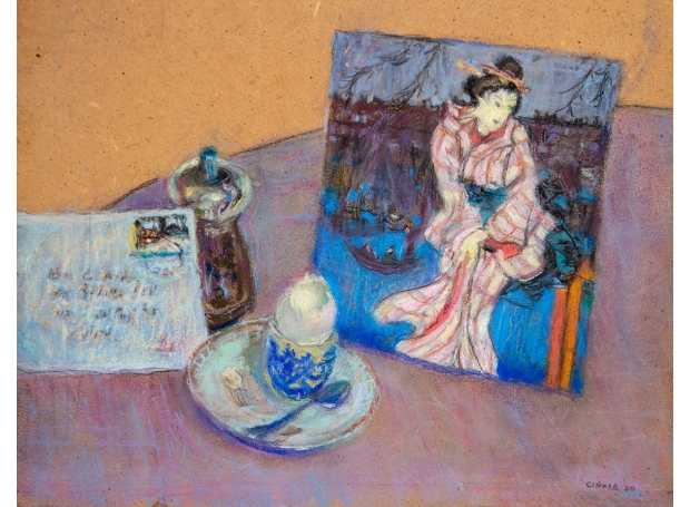 Bonada-Cinzia-Lockdown-Breakfast-with-Japanese-Print-and-Letter.jpg