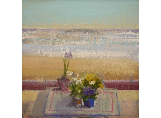 Curtis-Paul-Spring-Flowers-Porthmeor-Beach-St-Ives.jpg
