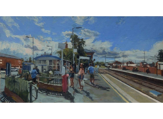 Handley-Paul-The-Castle-Station-I-Towards-Nottingham-29-x-50-oil-on-board.jpg