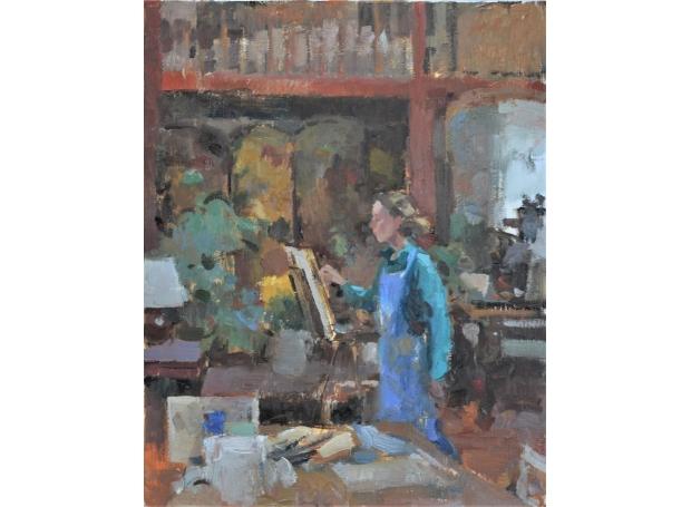 Hawkins-Julia-Clare-Painting-In-Ken-Howards-Studio.jpg