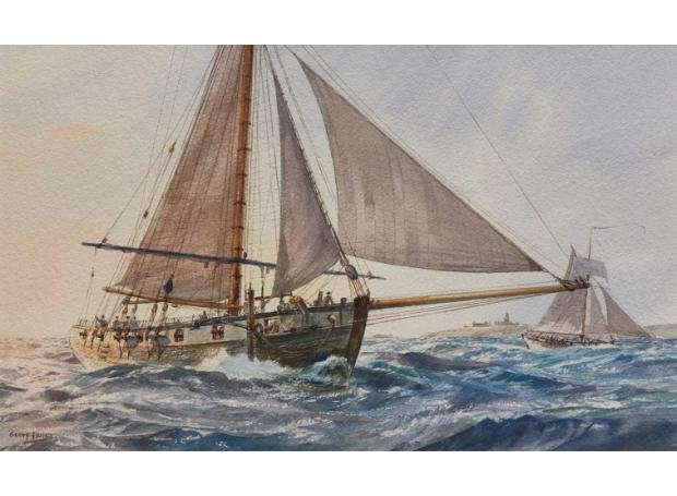 Hunt-Geoff-HM-Cutters-Joseph-and-Lurcher-in-the-Goulet-1800.jpg