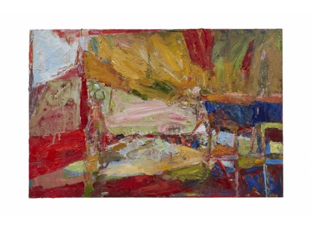 Jefferson-Craig-Chairs and Mirror (90x60cm), oil on panel.jpg