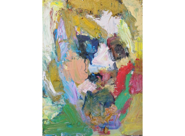 Jefferson-Craig-Head Study (31x23cm), oil on panel.jpg