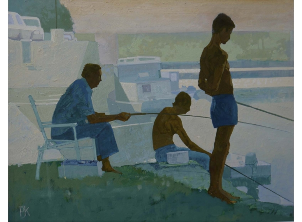 Kelly-Peter-A LAZY DAY BY THE RIVER.jpg
