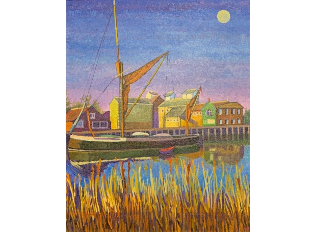 Keays-Christopher-Sailing-Barge-Behind-Reeds-.jpg
