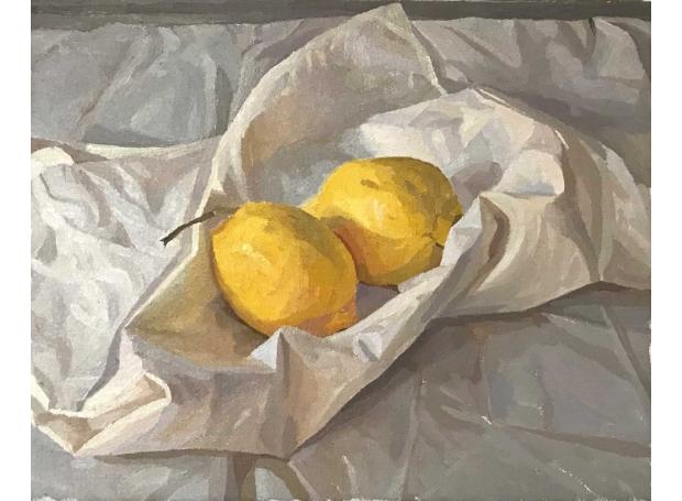Martin-Francis-Two-Lemons-on-a-Tote-Bag.jpg