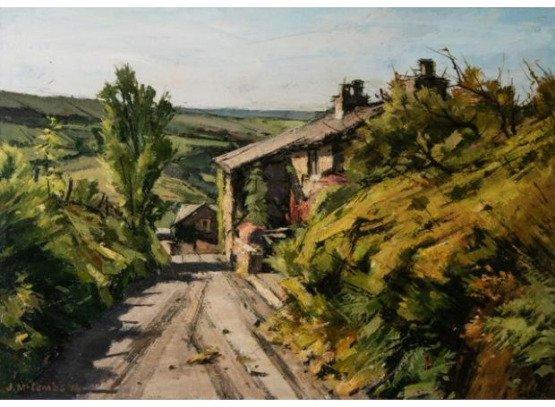 McCombs-John-Cottage-And-Lane-Saddleworth-Summer.jpg
