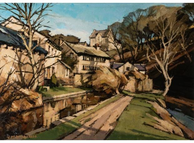 McCombs-John-The-Mill-Stream-Early-Spring-Saddleworth.jpg