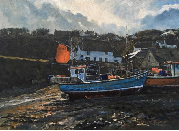 McLaughlin-Mark-Between-the-Showers-Cadgwith-Harbour-Cornwall.jpg