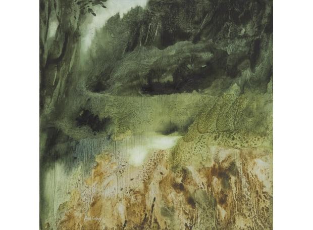 Read Coley-Karen-Dwindling pond, high summer.jpg