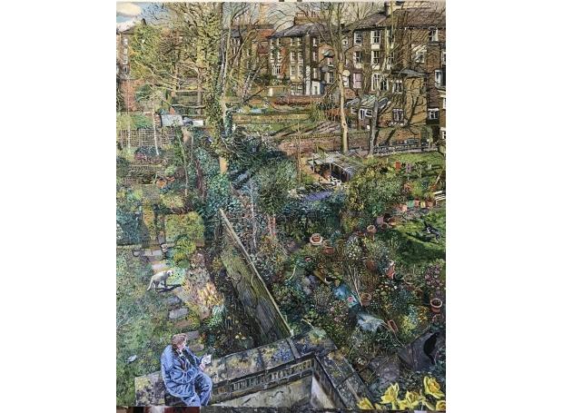 Scott-Miller-Melissa-Back gardens in Islington with secluded artist.jpeg