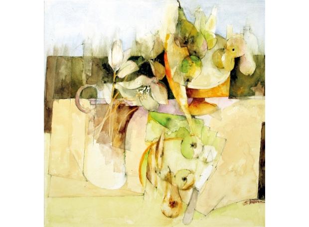 Trevena-Shirley-Fruit-Flowers-On-A-Cream-Cloth.jpg