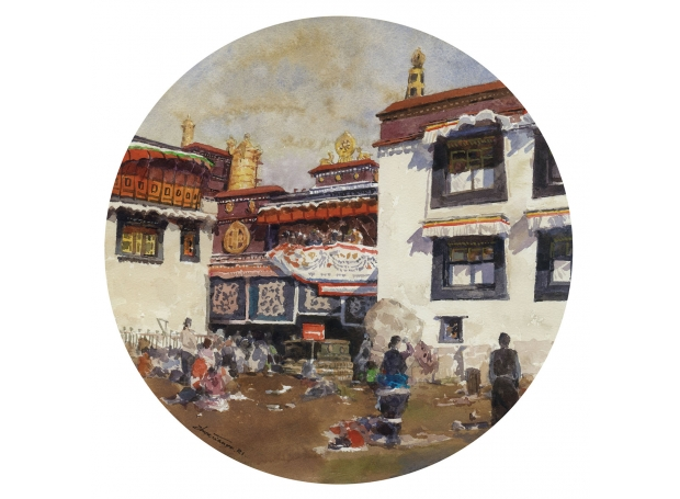 Zhou-Tianya-Impression-Lhasa.jpg