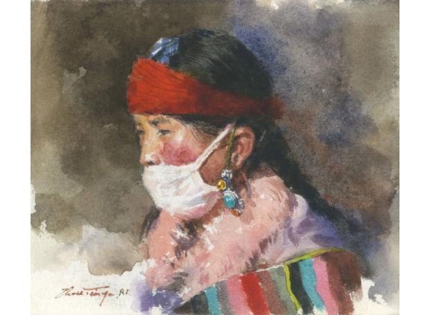 Zhou-Tianya-Tibetan-Woman.jpg
