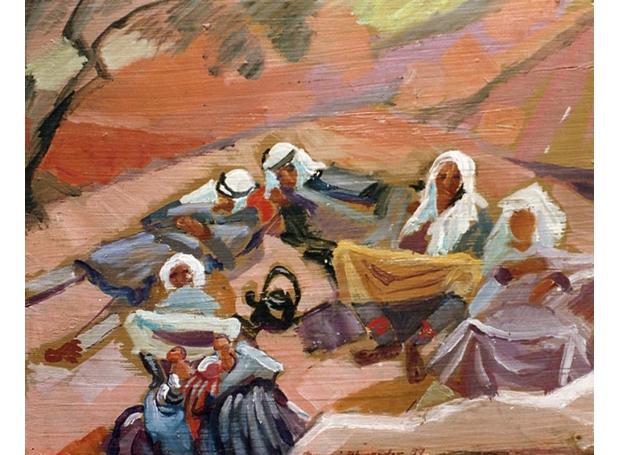 Alexander-Naomi-Bedouin-Resting-after-Breakfast-Sinai-Style.jpg