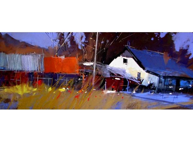 Allain-Tony-Farmyard Light.jpg