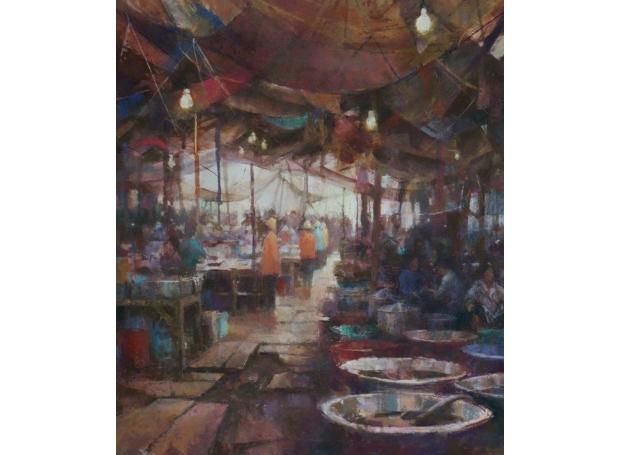 Arnold-June-Fish Market in Vientiane Laos.jpg