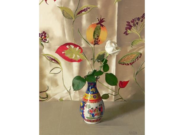 Galton-Jeremy-Chinese Vase with White Rose.jpg