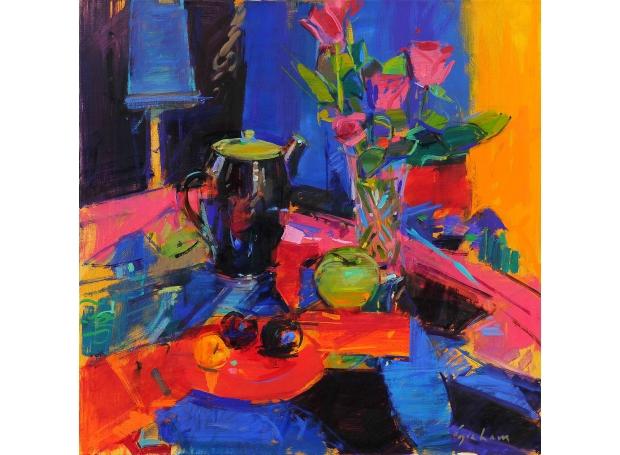 Graham-Peter-The Painter's Room.jpg