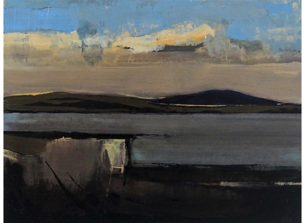 Hannah Mooney Lough Swilly at Midday