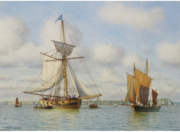 Myers-Mark-The Revenue Cutter Resolution in Caldy Roads.jpg
