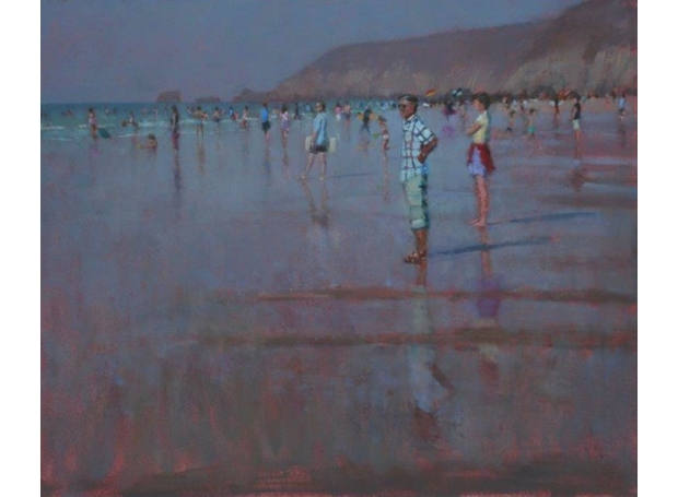 Noble-Keith-Summer Beach, Porthtowan, Cornwall.jpg