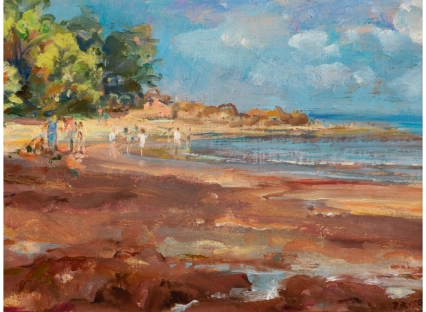 Spencer Pryse-Tessa-Low Tide, The Beach.jpg