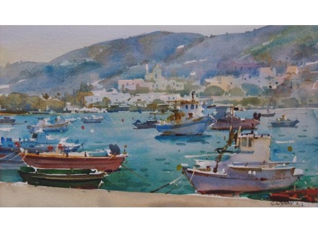 Wynne-Geoffrey-Greek Sketches, Syros.jpg