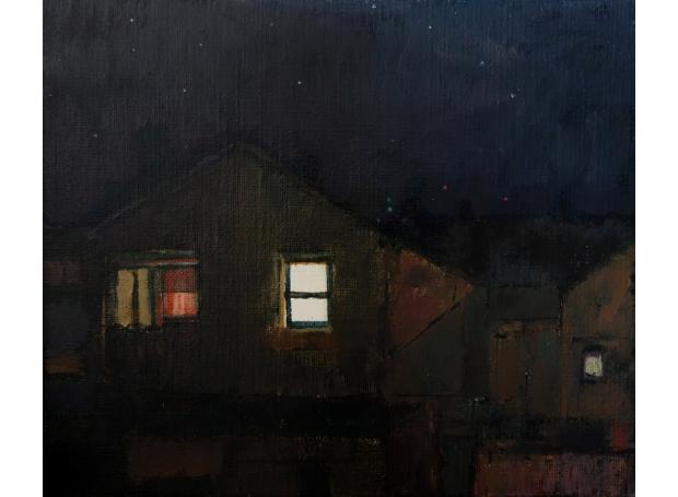 Midnight by Bernadett Timko