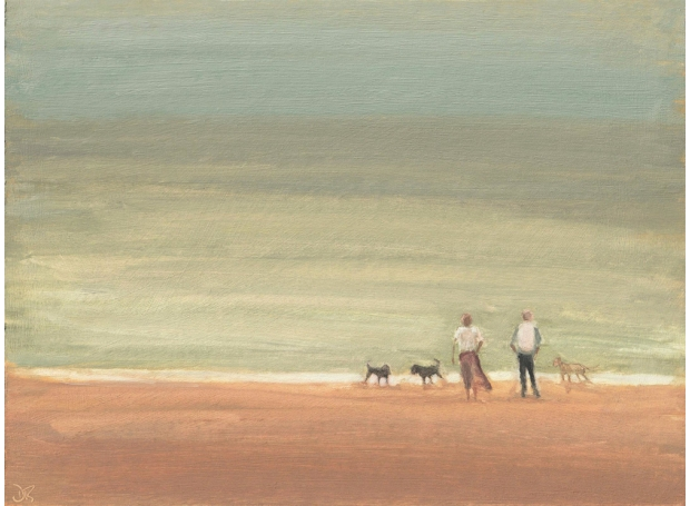 WEB Delia Tournay - Godfrey - On the Shore.jpg