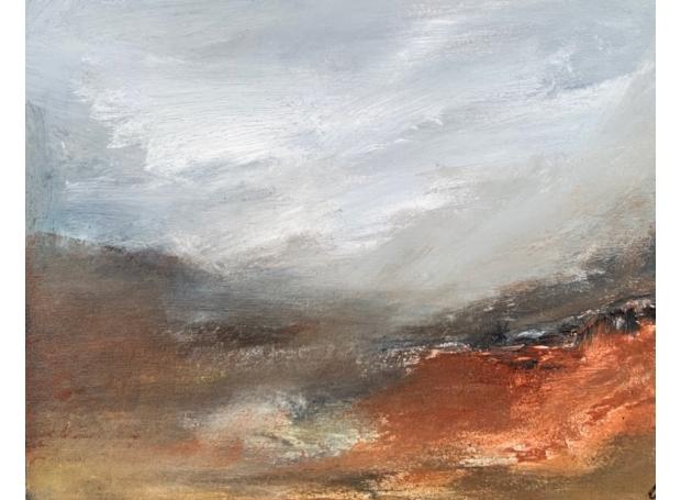 Marshland I by Rachel Arif