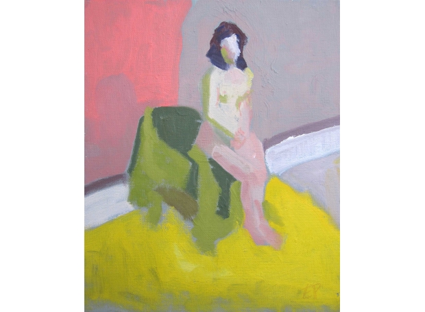 Study for a Nude by Eve Pettitt