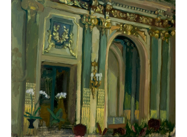 RAC Club Grand Hall by Toby Wiggins RP