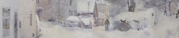 David Curtis Mall Galleries Christmas Cards