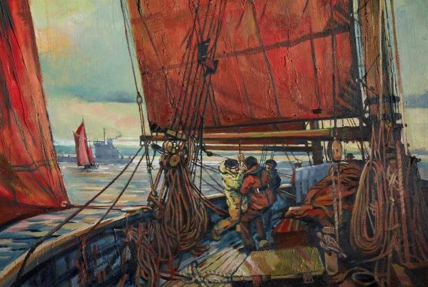Scott-Martin-John-Crossing-The-Channel-At-Dusk.jpg