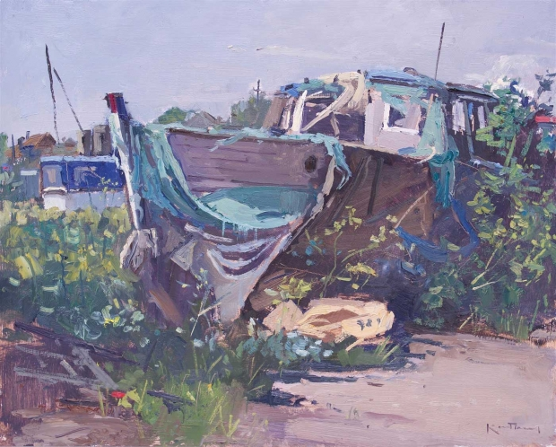 Terry-Karl-The-Old-Teal-Boat.jpg
