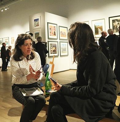 Estelle Lovatt - RI Exhibition