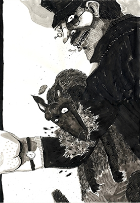 Jackson-George-Black Dog Bite (cover).jpg