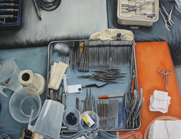 Inês-Hermione Mulford, Surgical Still Life